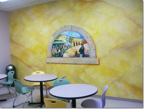 Employee Break Room Ideas http://www.delcontedesign.com/commercial5.html