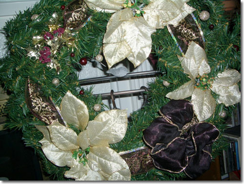 Custom Decorator Wreaths Made-to-Order